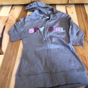 🎉🎉4 for 20🎉🎉Blues 84 Spy Girl hooded shirt